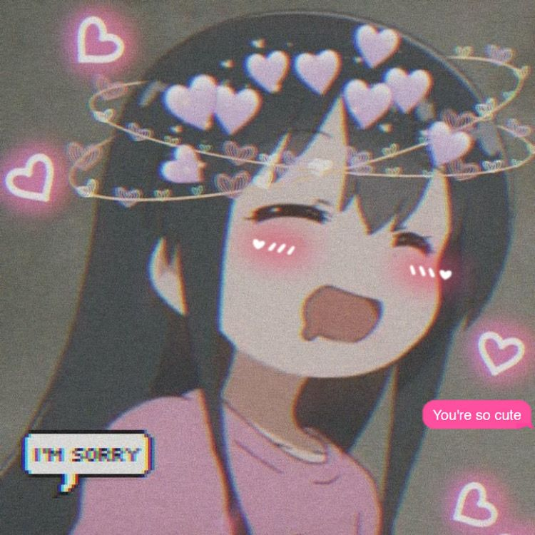 💞💞 #kawaii #japan #nature #night #pink #heart #background #cute #love #little #anime #aesthetic #crown #dreaming #message #pink #profilepic #freetoedit