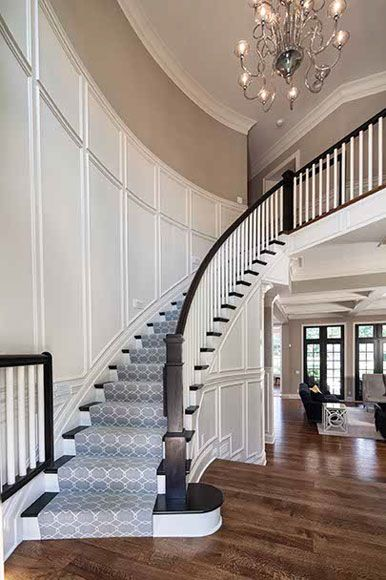 Best Don T You Love How They Continued The Upstairs Hallway 400 x 300