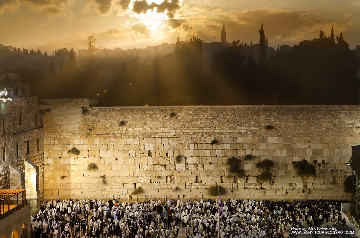 стены иерусалимские картинка студии позволит