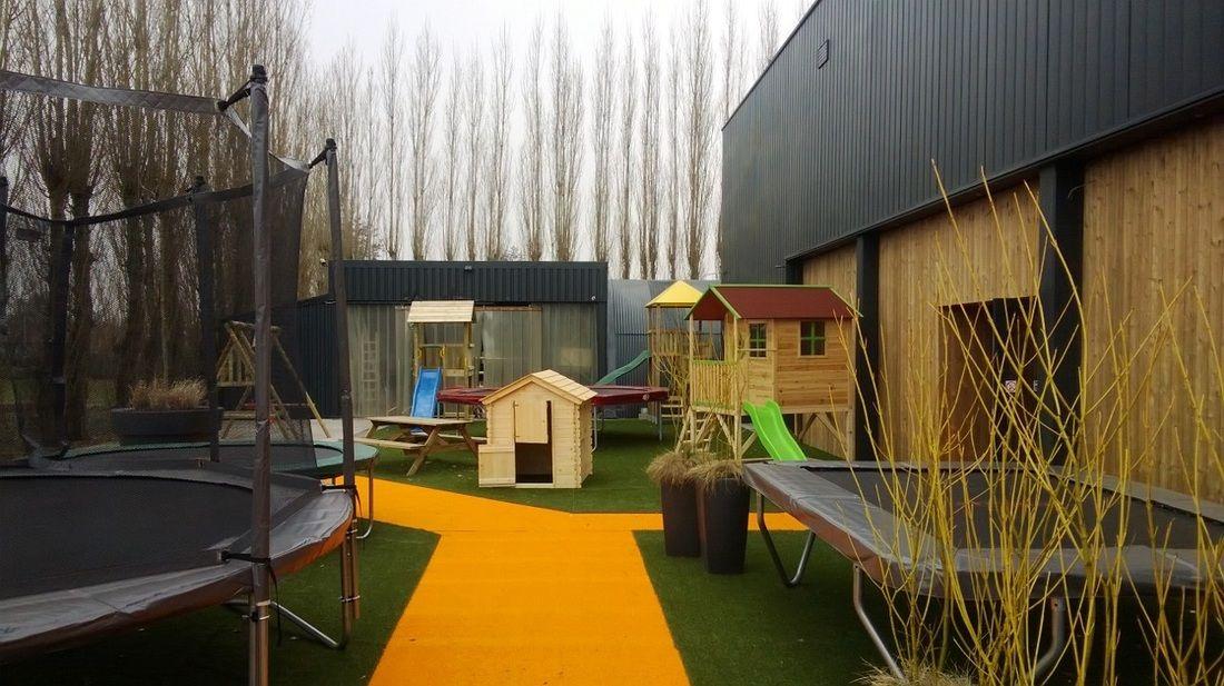 Kunstgras realisaties aangelegd in België - ForGrass Kunstgras