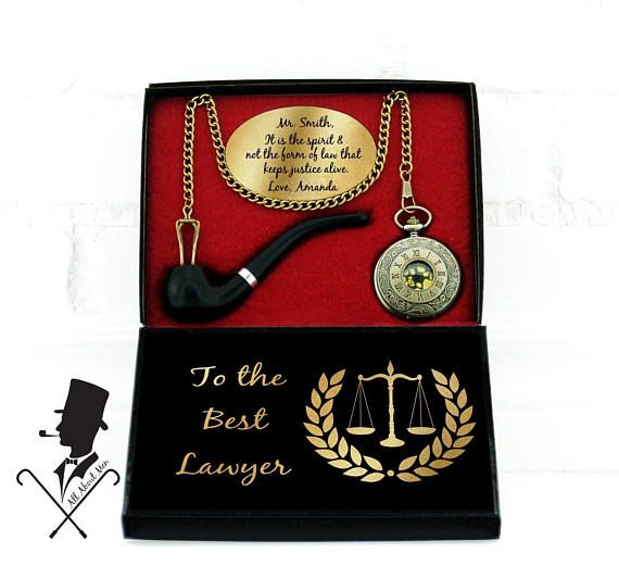 Lawyer Gift For Personalized Birthday Coworker Thank You Law