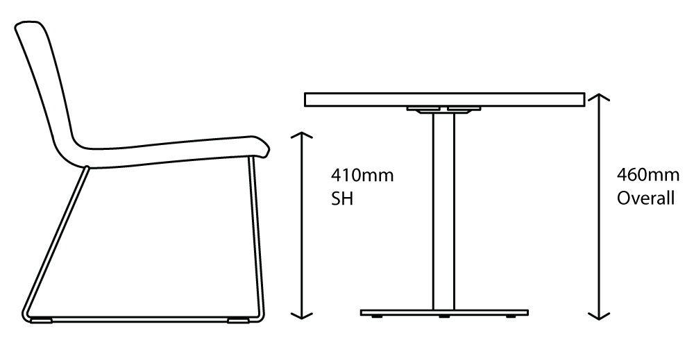 Seat Heights Table Heights Table Height Table Measurements