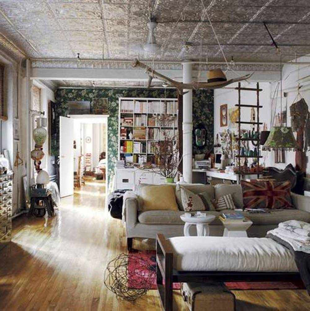 Homes Ideas: Bohemian Style Furniture:lovely Funky Home Decor Style