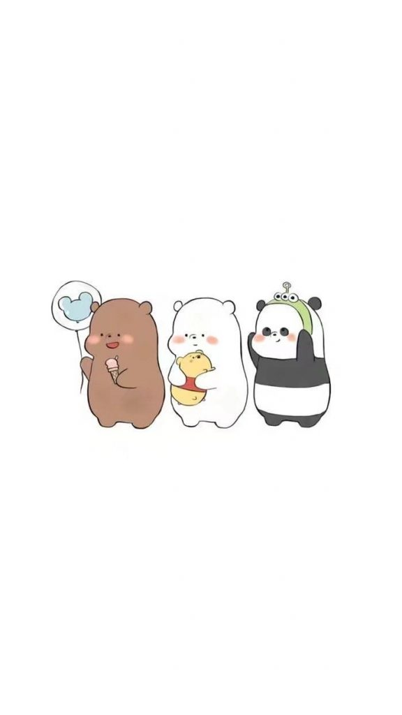 20 So Cute And Stunning Background For New Phone In 2020 Page 15 Of 23 Veguci We Bare Bears Wallpapers Bear Wallpaper Cartoon Wallpaper Iphone