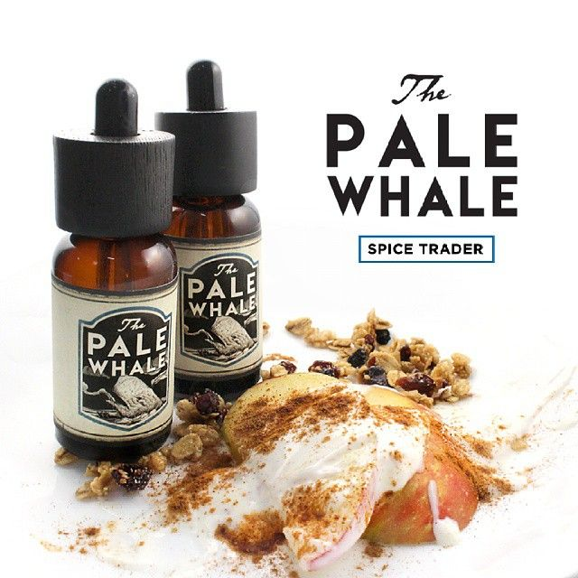 Spice Trader by @palewhalejuice: Buckets of sliced apples and cinnamon flakes drowned in rich, creamy milk.  Available at www.beyondvape.com |  #palewhalejuice #palewhale #lastlight #vixenskiss #spicetrader #beyondvape #vape #vapeon #vapeporn #vapehard #ejuice #eliquid #dripclub #calivapers #vapenation #vapearmy