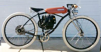 Custom Gas Tank Gas Tanks Motorised Bike Gas