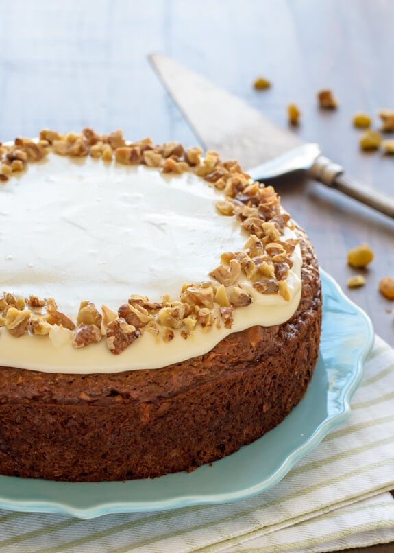 Carrot cake frosting recipe no cream cheese