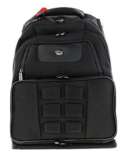1cd1407a72af 6 Pack Fitness Elite Voyager 500 Backpack Stealth Black Removable Meal Core  WZogoSportz Free Gift   Want additional info  Click on the image.