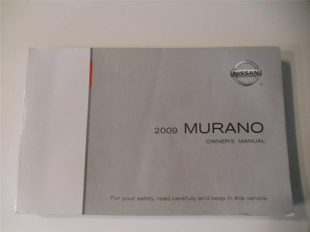 Daily Limit Exceeded Owners Manuals Manual 2009 Nissan Murano