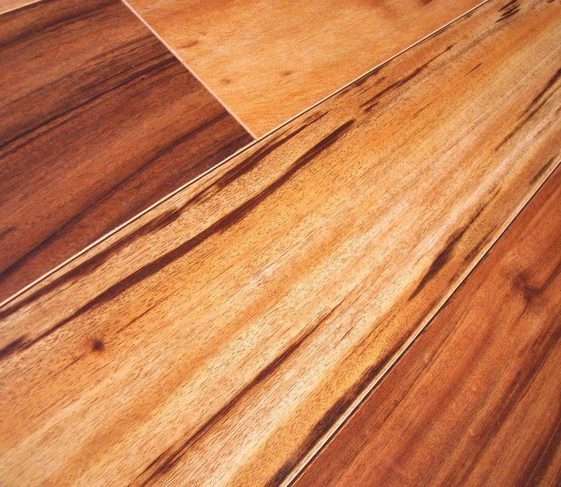Laminate Flooring That Looks Like Tigerwood Tigerwood Kauai