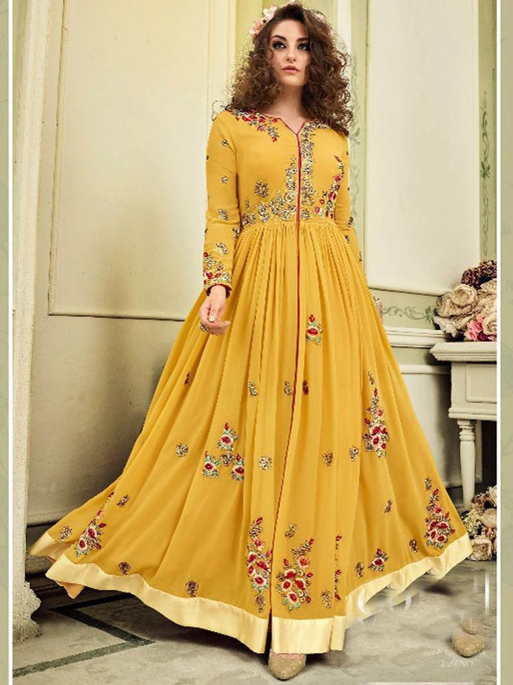 2a05a805e2 #New #Salwar kameez #Indian #Designer Bollywood Ethnic Wedding #Party  Anarkali Suit #Handmade #Anarkali #weddingpartywear