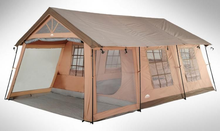 Giant 10 Person Tent House Shaped Tent Northwest Territory Ten Person Cabin Tent Tents Camping Glamping 10 Person Tent Cabin Tent