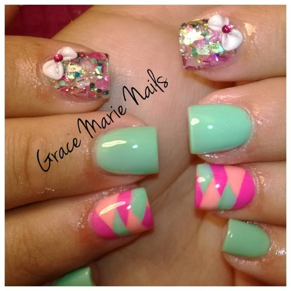 Grace Marie Nails | Nail Art | Pinterest | Crazy nails