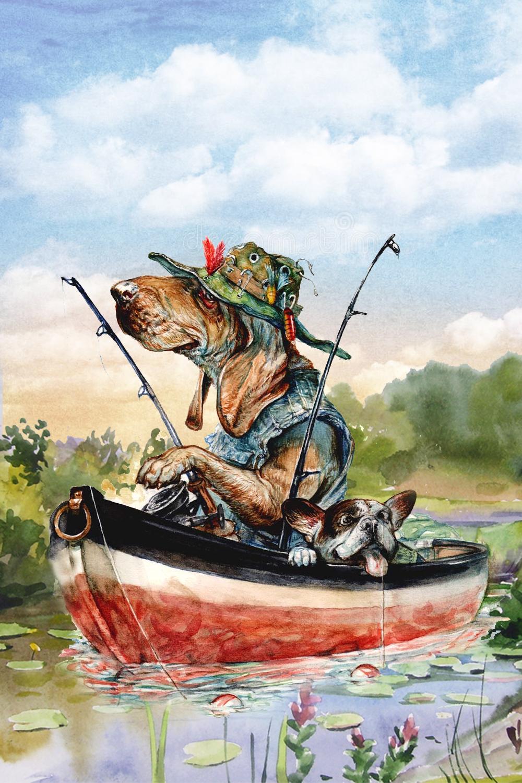 учитывая картинки про рыбалку для декупажа образец картинки можно