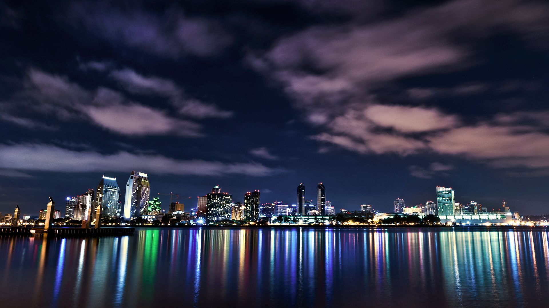 Night Photography 30 Incredible Examples Dual screen