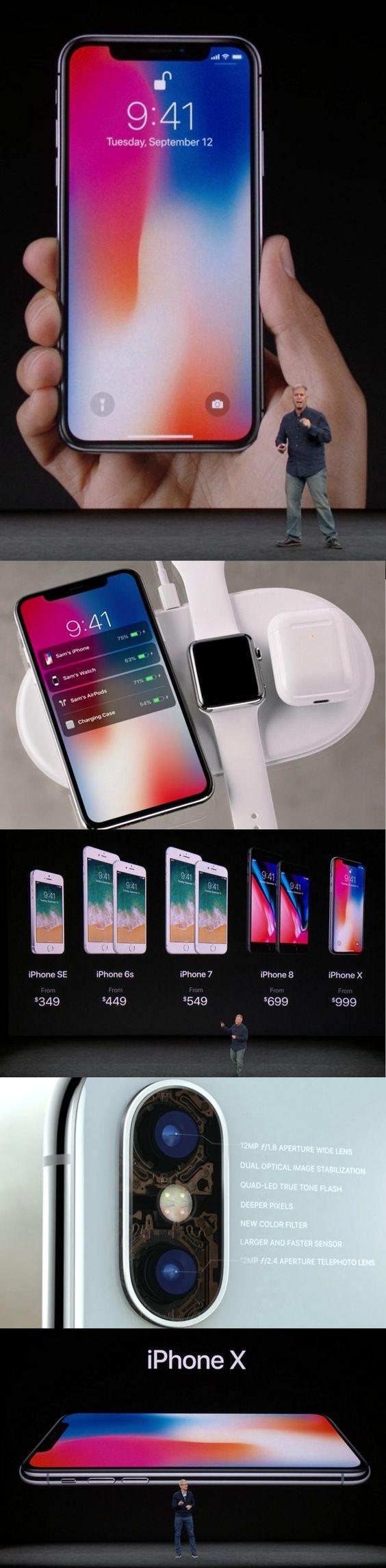 Brand New Apple Iphone X 256gb Space Gray Unlocked Cdma