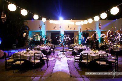 Four Seasons Punta Mita Wedding Reception