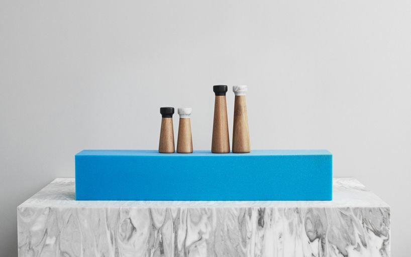 Normann Copenhagen Presents Craft Collection By Simon Legald At M&O - http://www.interiorzy.com/normann-copenhagen-presents-craft-collection-by-simon-legald-at-mo.html