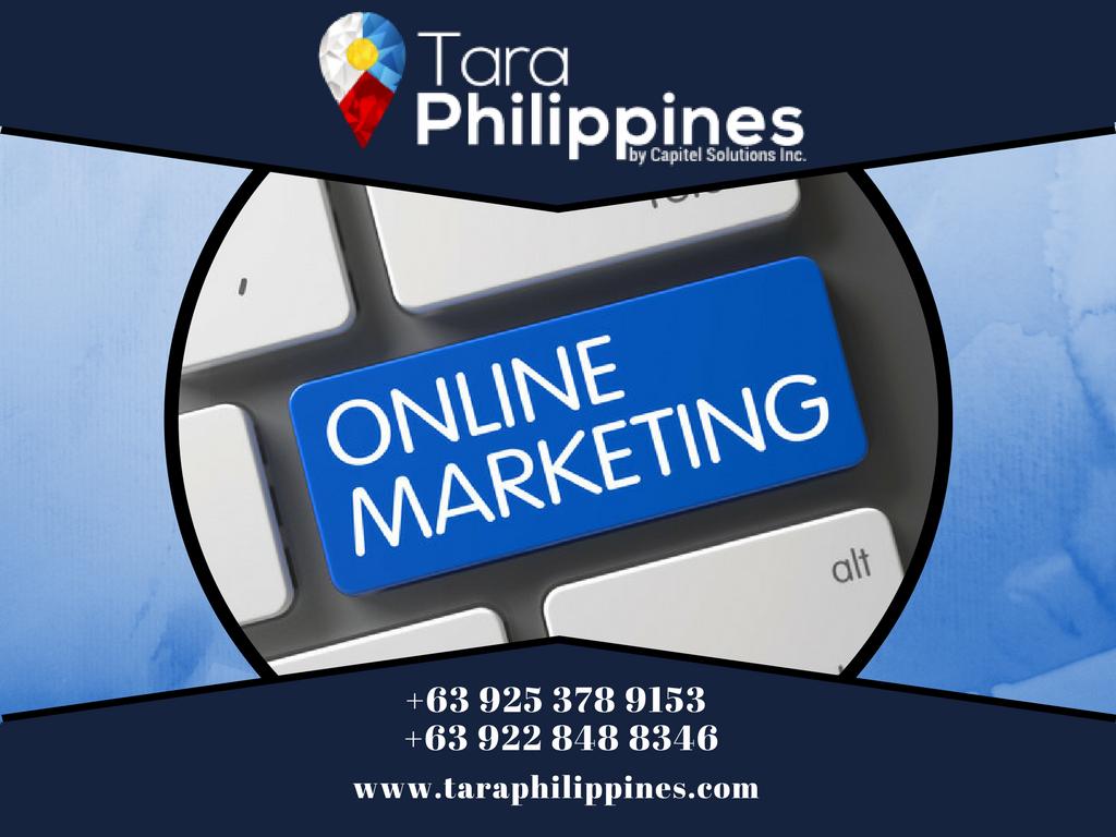 We Offer Tara Ph Tara Philippines Online Marketing In The Philippines Digital Marketing In The Phi B2b Marketing Strategy Marketing Solution Online Marketing