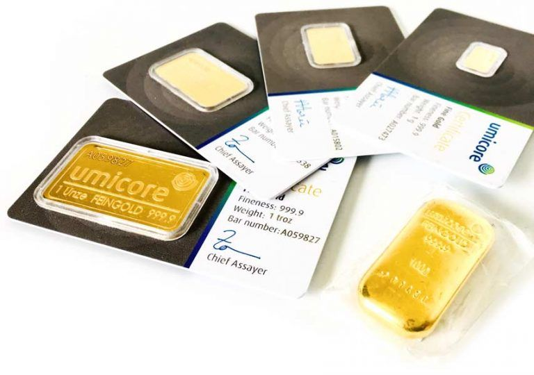 Wo Kann Ich Goldbarren Kaufen
