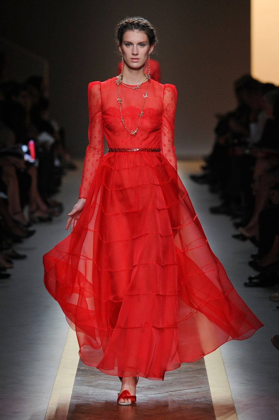 Valentino Spring 2012 Ready-to-Wear by Maria Grazia Chiuri and Pier Paolo Piccioli
