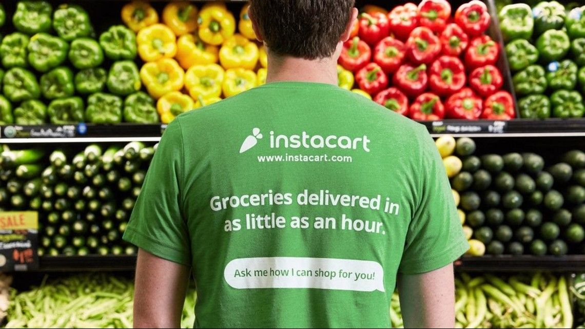 New grocery delivery service launches in Grand Rapids area
