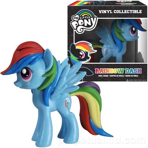 My Little Pony Rainbow Dash Rainbow Dash Action Figures Rainbow
