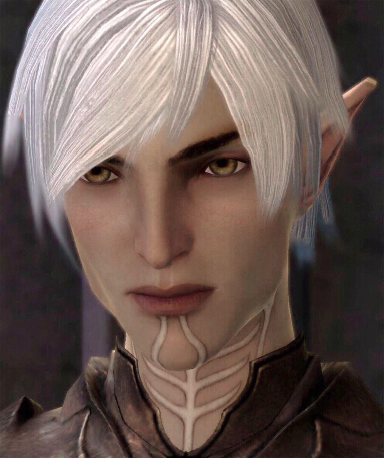 Fenris - Dragon Age 2 | Dragon age series, Dragon age