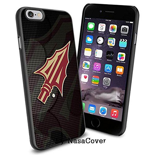 NCAA University sport Florida State Seminoles , Cool iPhone 6 Smartphone Case Cover Collector iPhone TPU Rubber Case Black [By NasaCover] NasaCover http://www.amazon.com/dp/B0140NGB0A/ref=cm_sw_r_pi_dp_xlJ3vb0B2QFX9