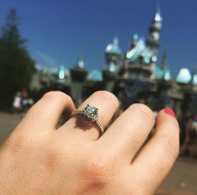 Disneyland Weddingproposal Disney Wedding Disney Proposal