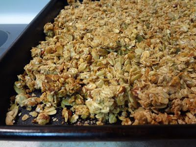 The Stockpot: The Best Crunchy Granola