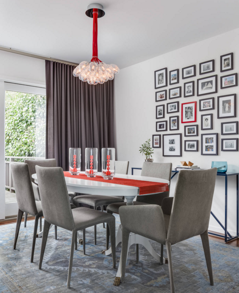 New This Week: 4 Casual-Meets-Formal Modern Dining Rooms.