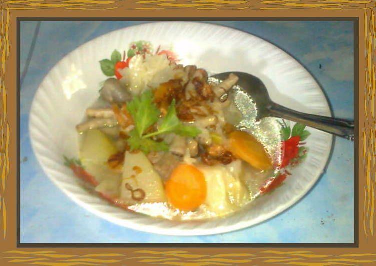 Resep Sop Ceker Jipang Labusiam Oleh Amelia Wachid Resep Makanan Resep Tumis