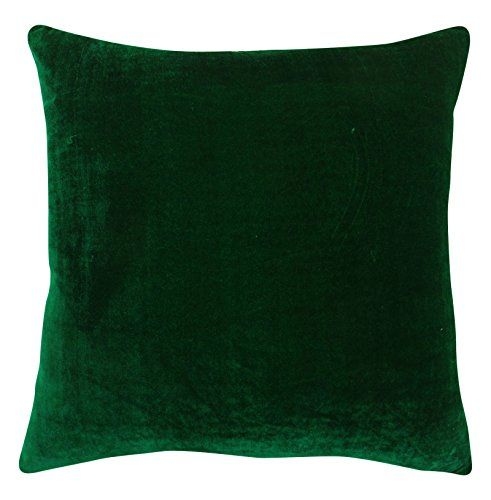 Decorative Embossed Pillow Throw Velvet Home Decor Cushion Cover  Choose Size * Click image to review more details.