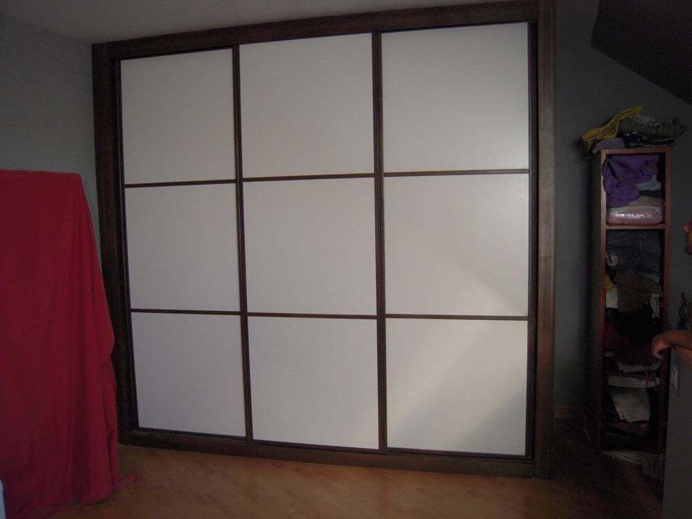 Frentes de armarios empotrados puertas correderas - Frentes armarios correderas ...