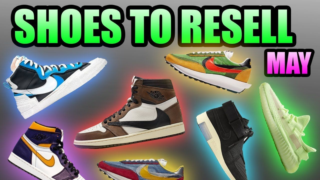 Most Hyped Sneaker Releases May 2019