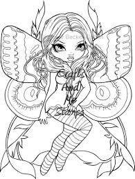 Jasmine Becket Griffith Stamps Google Search Fairy Coloring Pages Cartoon Girl Drawing Jasmine Becket Griffith
