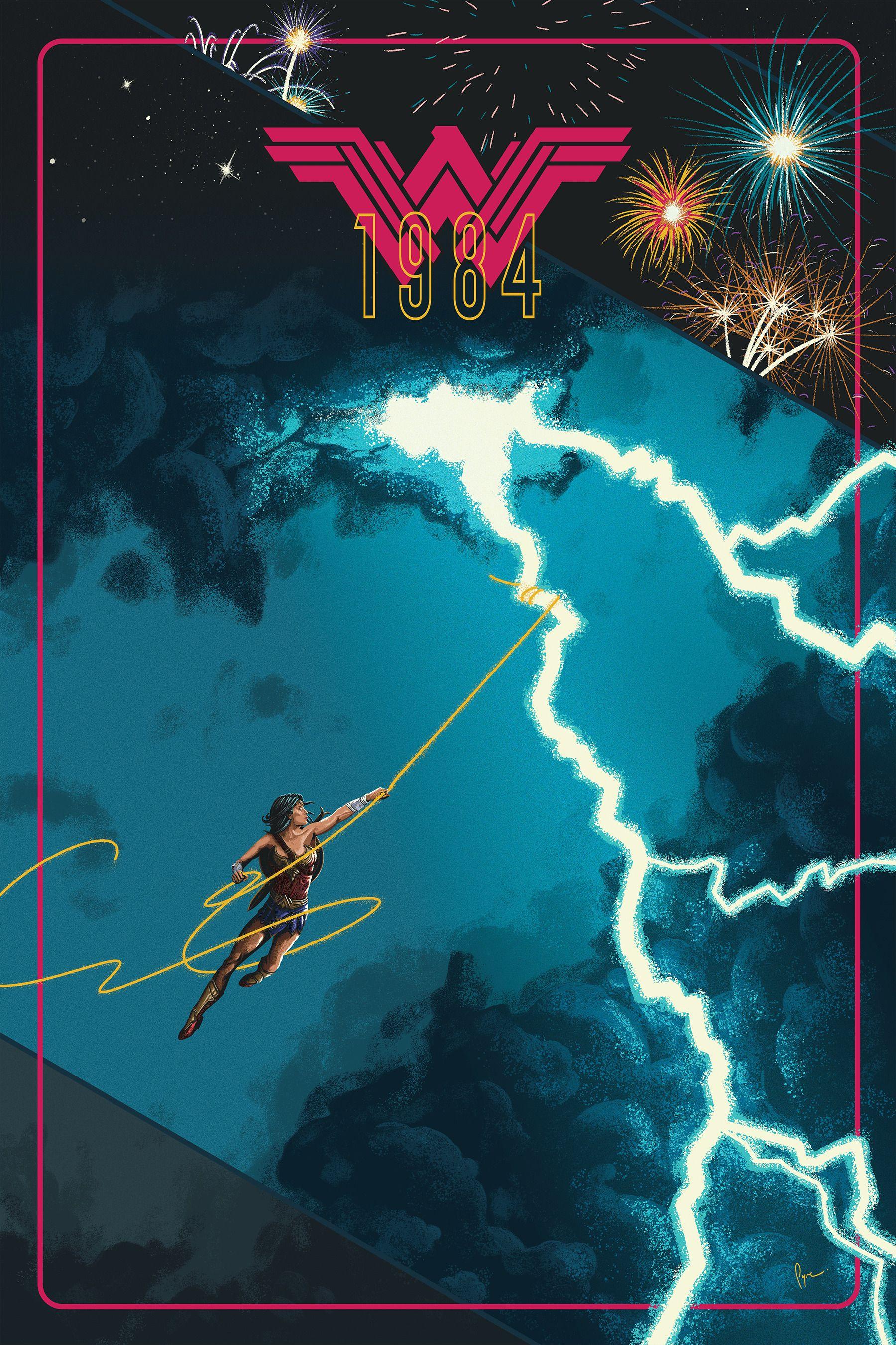 Herochan Wonder Woman 1984 Art By Derek Batman Comics In 2020 Wonder Woman Art Wonder Woman Movie Wonder Woman