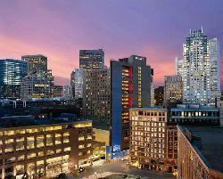 Hotels Near The T Commuter Rail Boston Forum