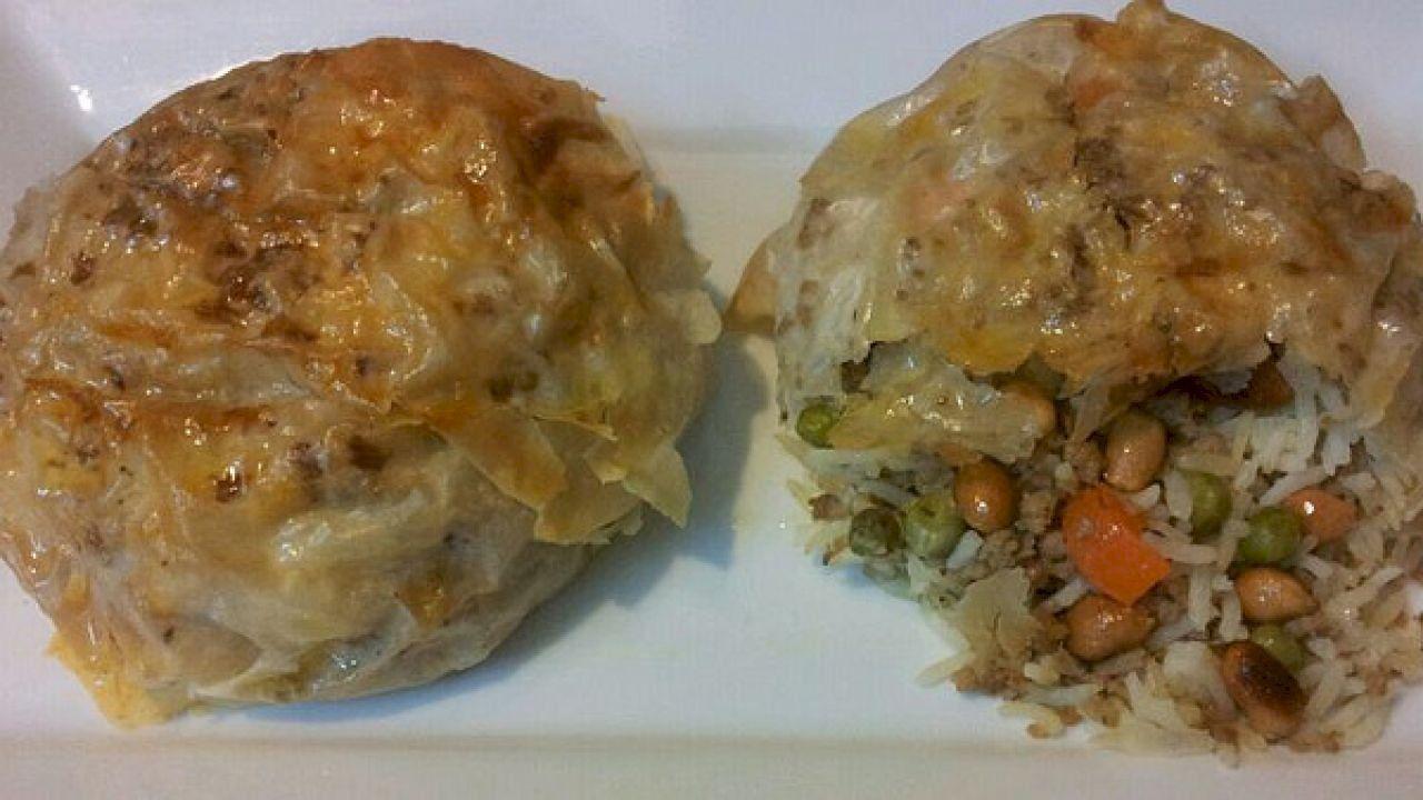 طريقة عمل صرر الأوزي Vegetables Food Cabbage