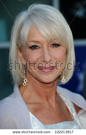 Stock Photo Helen Mirren At The Love Ranch Los Angeles Premiere Arclight Cinemas Hollywood Ca