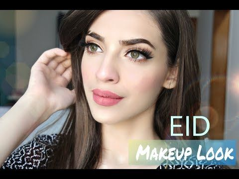 eid makeup tutorial  maroosha's makeup  youtube  eid