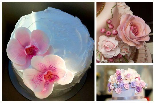 Flores del azúcar
