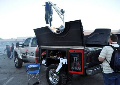 Superbly Custom Re Engineered Truck Bed Flip Up Sides For Easier