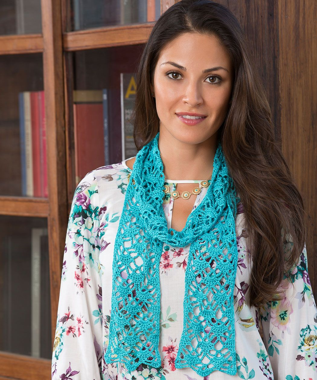 Free crochet pattern lacy crystals scarf httppinterest free crochet pattern lacy crystals scarf httppinterestpin bankloansurffo Gallery