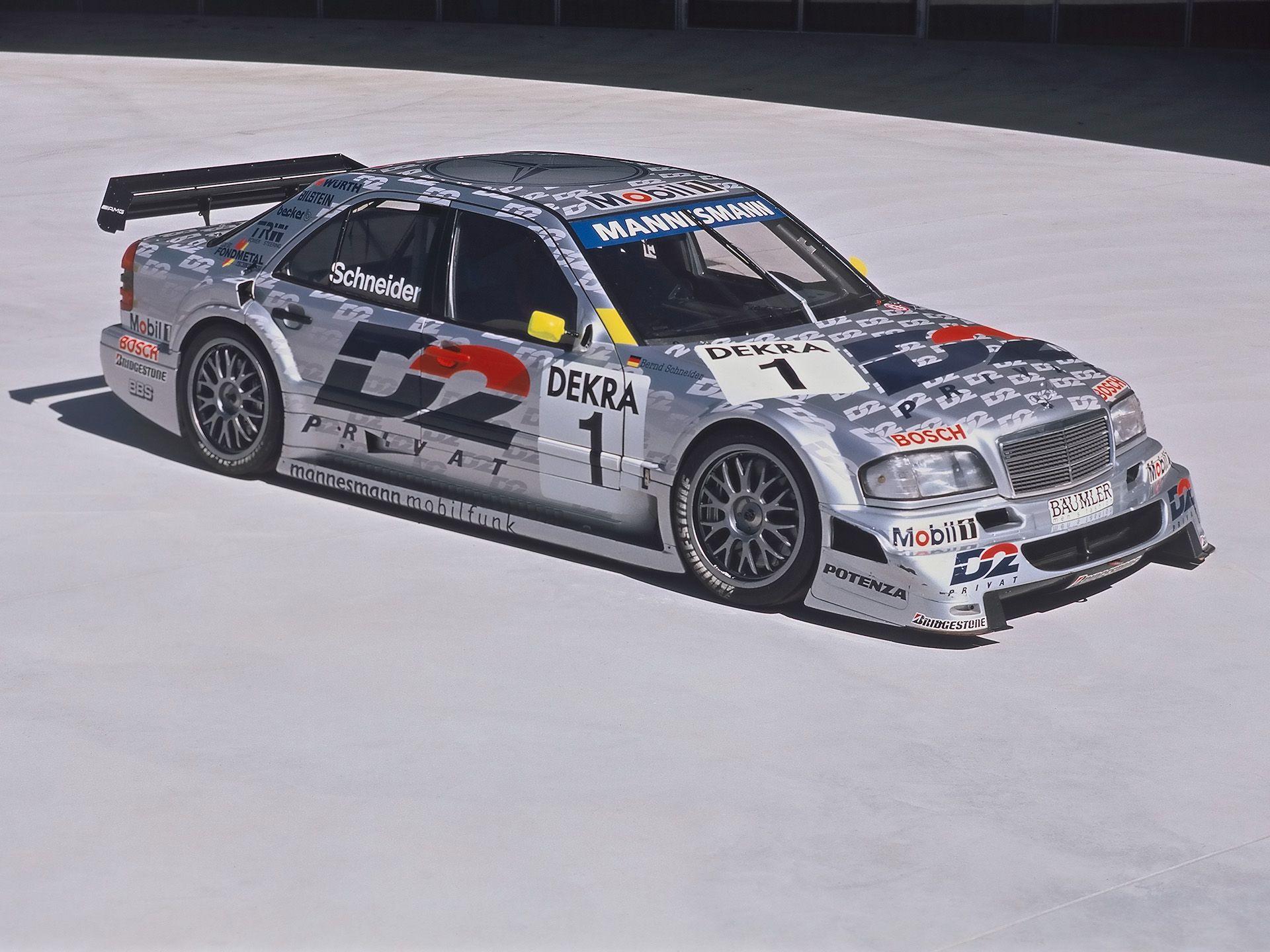 Dtm itc amg mercedes c klasse w202 1994 1996 starting for Mercedes benz touring car