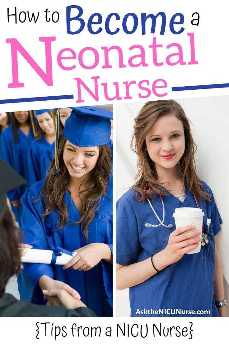 How to a neonatal nurse advice from a nicu nurse