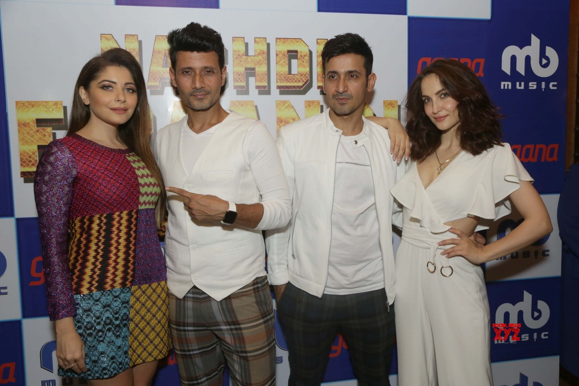 DUO OF ELII AVRRAM AND KANIKA KAPOOR NAILED IT IN SONG ...