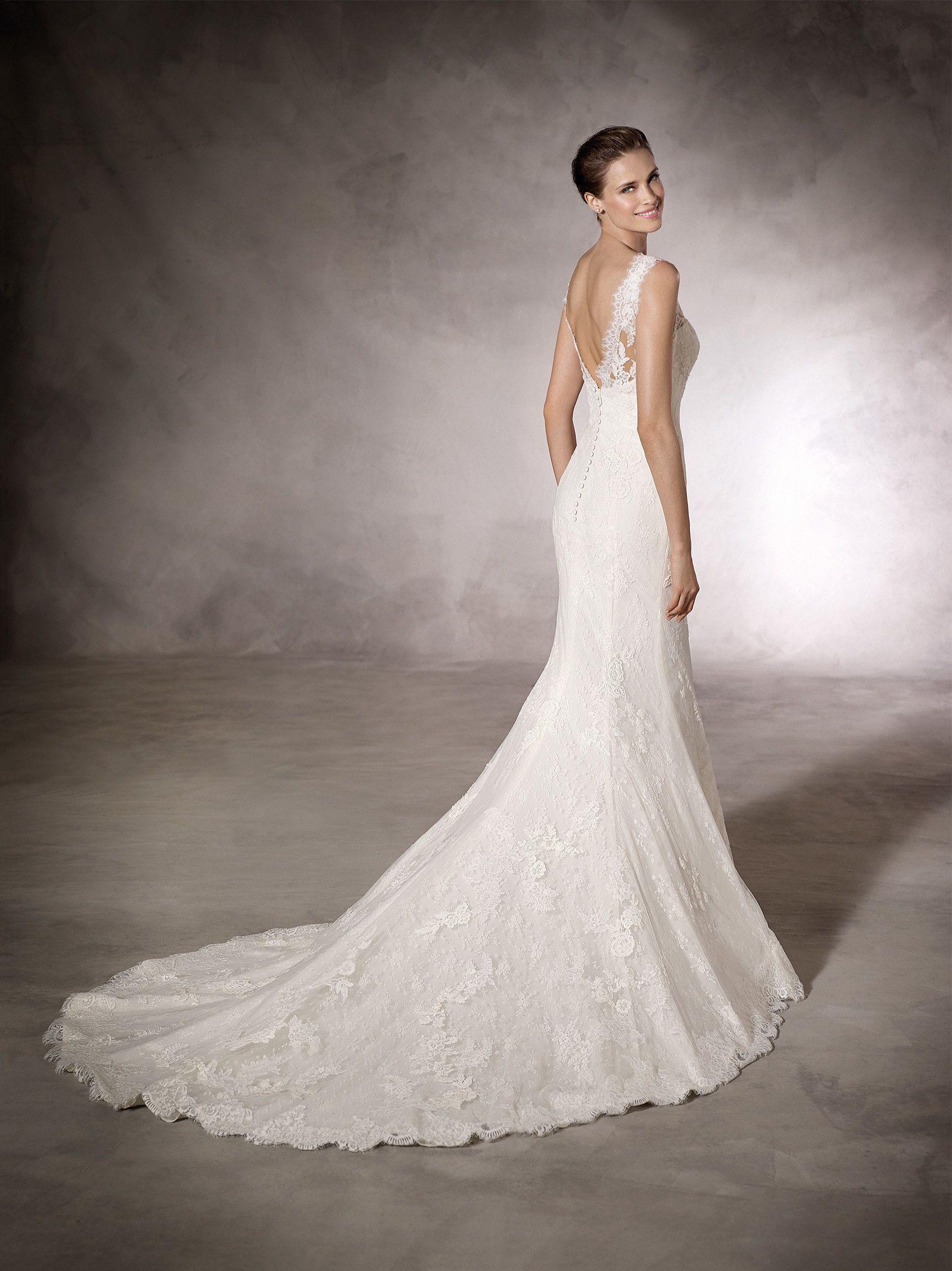 vestido de novia kaur