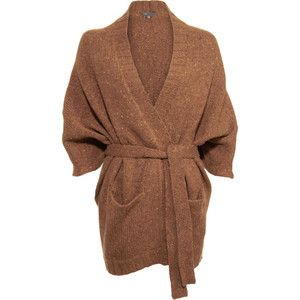$325 sweater that looks like a chic bathrobe. A girl can dream ...